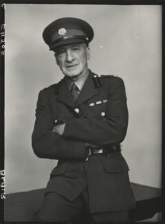 Sir Reginald Blair, 1st Bt, by Elliott & Fry - NPG x86383