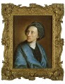This frame is original to the portrait. It is…