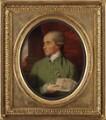 John Downman used this distinctive neoclassic…