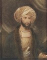Sir James Abbott, by B. Baldwin - NPG 4532