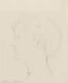 Louisa Jane (née Russell), Duchess of Abercorn, by Sir Francis Leggatt Chantrey - NPG 316a(105)