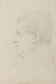 Sir Thomas Dyke Acland, 10th Bt, by Sir Francis Leggatt Chantrey - NPG 316a(1)