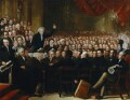 The Anti-Slavery Society Convention, 1840, by Benjamin Robert Haydon - NPG 599