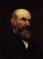 John Couch Adams, by Sir Hubert von Herkomer - NPG 1842