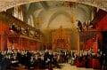 The Trial of Queen Caroline 1820, by Sir George Hayter - NPG 999