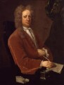 Joseph Addison, by Michael Dahl - NPG 714