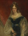 Queen Adelaide (Princess Adelaide of Saxe-Meiningen), by Sir William Beechey - NPG 1533