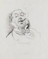 Sir William Agnew, 1st Bt, by Harry Furniss - NPG 3413