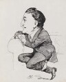 Henry Hinchliffe Ainley, by Harry Furniss - NPG 3414
