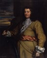 George Monck, 1st Duke of Albemarle, studio of Sir Peter Lely - NPG 423