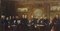 Naval Officers of World War I, by Sir Arthur Stockdale Cope - NPG 1913