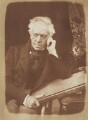 Sir William Allan, by David Octavius Hill, and  Robert Adamson - NPG P6(9)