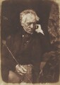 Sir William Allan, by David Octavius Hill, and  Robert Adamson - NPG P6(35)