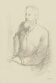 (Charles) Grant Blairfindie Allen, by Sir William Rothenstein - NPG 3998