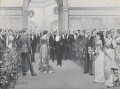 The Royal Academy Conversazione, 1891, by George Henry Grenville Manton - NPG 2820