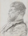 Sir Lawrence Alma-Tadema, by Sydney Prior Hall - NPG 4388