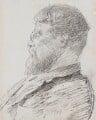 Sir Lawrence Alma-Tadema, by Sydney Prior Hall - NPG 4388