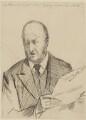 Richard Everard Webster, Viscount Alverstone, by Sydney Prior Hall - NPG 2233