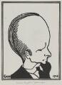 Sir (Ralph) Norman Angell (né Ralph Norman Angell Lane), by Edmond Xavier Kapp - NPG 5129