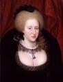 Anne of Denmark, by Unknown artist - NPG 4656