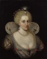 Anne of Denmark, after Paul van Somer - NPG 127