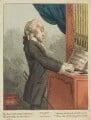 Thomas Augustine Arne, after Francesco Bartolozzi - NPG 1130