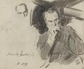 Hugh Oakeley Arnold-Forster, by Sydney Prior Hall - NPG 2328