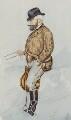 Sir John Dugdale Astley, 3rd Bt, by John Flatman - NPG 2775