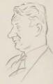 (Francis) David Langhorne Astor, by Sir David Low - NPG 4529(3)