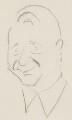 (Francis) David Langhorne Astor, by Sir David Low - NPG 4529(4)