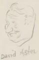 (Francis) David Langhorne Astor, by Sir David Low - NPG 4529(5)