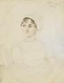 Jane Austen, by Cassandra Austen - NPG 3630