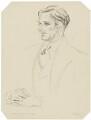Anthony Eden, 1st Earl of Avon, by Edmond Xavier Kapp - NPG 4907