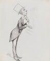 Sir Horace Edmund Avory, by Harry Furniss - NPG 3415