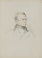 Charles Babbage, by William Brockedon - NPG 2515(33)