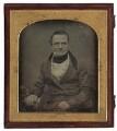 Charles Babbage, by Antoine Claudet - NPG P28