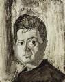Francis Bacon, by Reginald Gray - NPG 5135