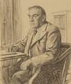 Stanley Baldwin, 1st Earl Baldwin, by Francis Dodd - NPG 4425
