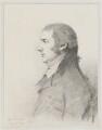 John Bannister, by George Dance - NPG 1136