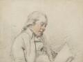 Unknown man, formerly known as Giuseppe Baretti, by Unknown artist - NPG 3024