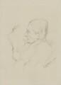 Sabine Baring-Gould, by Constance Mortimore (Mrs Kirk) - NPG 4353