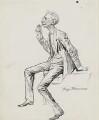 Frederick Barnard, by Harry Furniss - NPG 3419