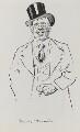 Barnett Isaacs Barnato, by Harry Furniss - NPG 3431