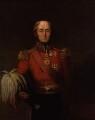 Sir Edward Barnes, by William Salter - NPG 3696