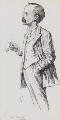 J.M. Barrie, by Harry Furniss - NPG 3420