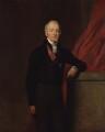 Henry Bathurst, 3rd Earl Bathurst, by William Salter - NPG 3697