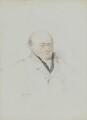 Franz Andreas Bauer, by William Brockedon - NPG 2515(63)