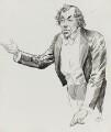 Benjamin Disraeli, Earl of Beaconsfield, by Harry Furniss - NPG 3339