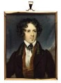 Unknown man, formerly known as Benjamin Disraeli, Earl of Beaconsfield, attributed to Kenneth Macleay - NPG 1293