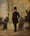Henry Somerset, 7th Duke of Beaufort, by Henry Alken - NPG 2806